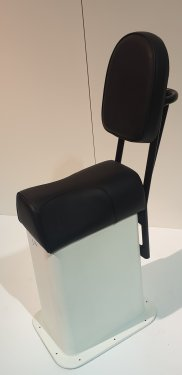 One person slim seat module