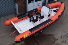 Humber Destroyer 5.8m Professional RIB