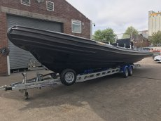 Humber Offshore 11m wide Professional RIB