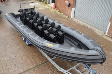 Humber Offshore 10m wide RIB
