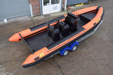 Humber Offshore 7.5m Professional RIB