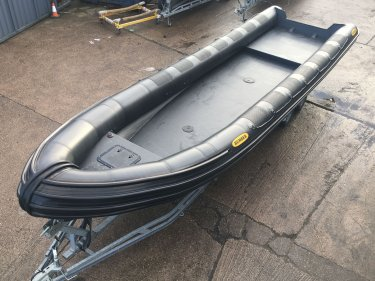 Humber Offshore 10m Professional RIB