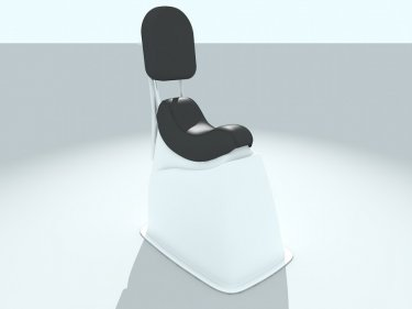 Cruise Upholstered Seat