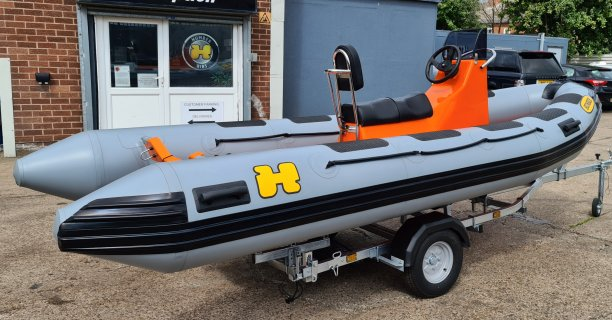 Humber Assault 5.0m Professional RIB